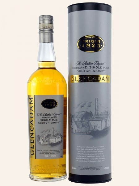 Origin 1825 - The Rather Elegant - Highland Single Malt Scotch Whisky