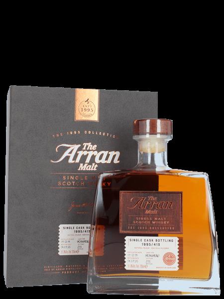 Single Malt Scotch Whisky - 1995/413 - 2020 - Single Cask No. 413