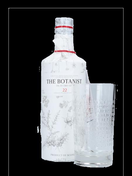 Islay - Papier Skin - Dry Gin + 1 Glas