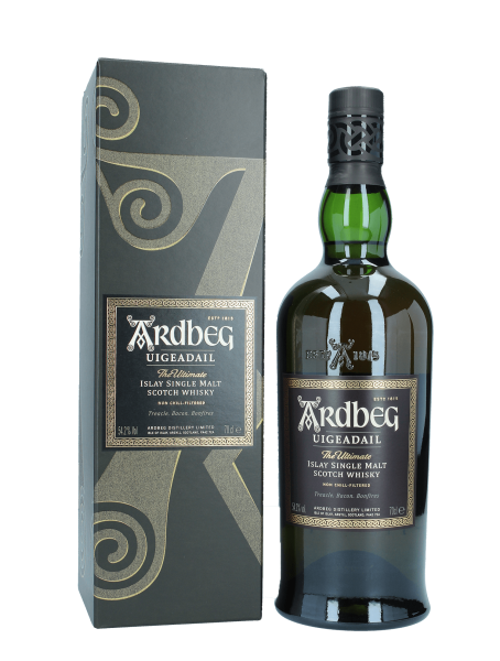 Uigeadail - The Ultimate - Islay Single Malt Scotch Whisky