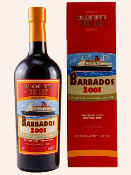 13 Jahre - Barbados 2005 - Rum
