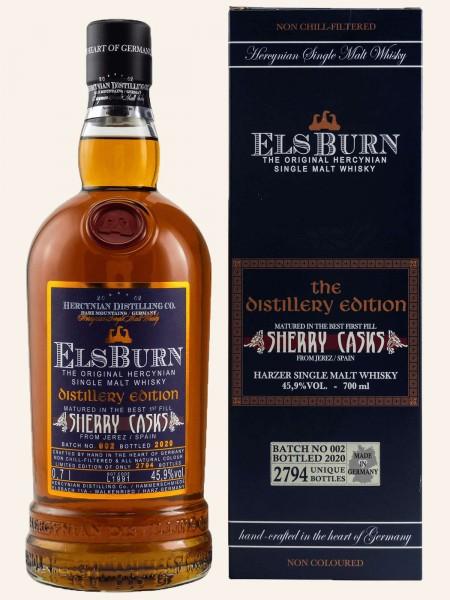 The Distillery Edition - 2020 - Sherry Casks Batch No. 2 - Single Malt Whisky