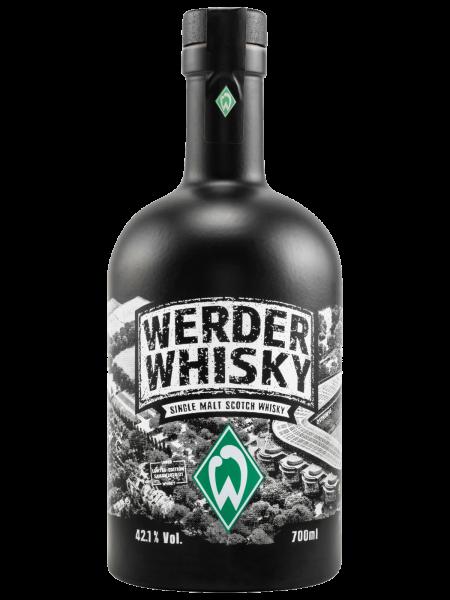 Werder Whisky - Limited Edition Saison 2020/21 - Single Malt Scotch Whisky