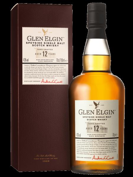 12 Jahre - Speyside Single Malt Scotch Whisky