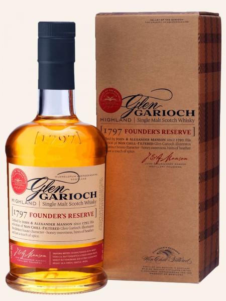 1797 Founder's Reserve - Highland Single Malt Whisky