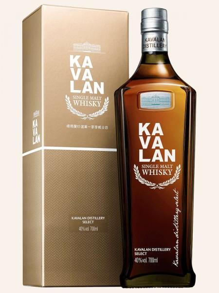 Distillery Select - Single Malt Whisky
