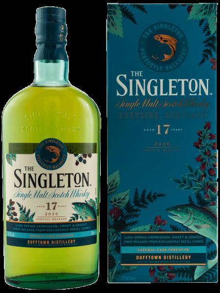 17 Jahre - Special Release 2020 - Dufftown Distillery - Single Malt Scotch Whisky