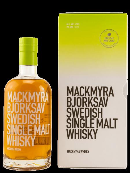 Björksav – Birchwine Cask Finish – Swedish Single Malt Whisky