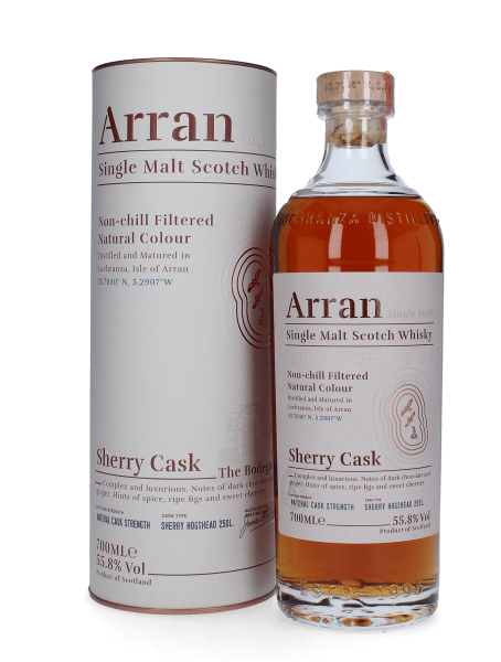 The Bodega Sherry Cask - Single Malt Scotch Whisky