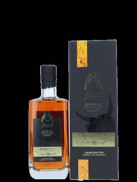 Private Edition Single Cask - 10 Jahre - 2010/2020 - Schwäbischer Hochland Whisky