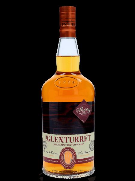 Sherry Cask Edition - Single Malt Scotch Whisky