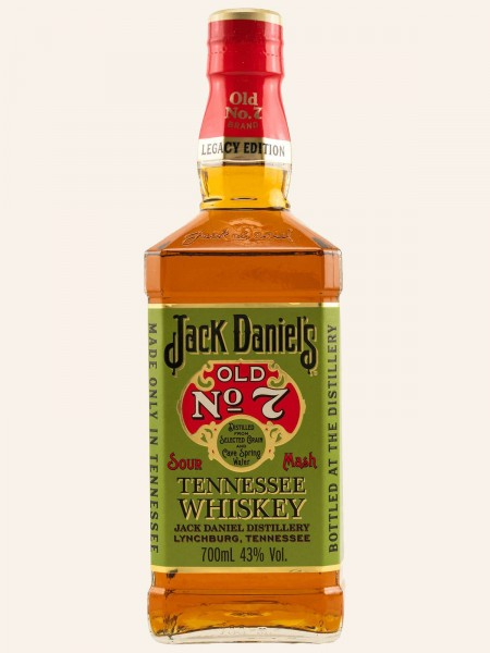 Old No. 7 - Legacy Edition - Tennessee Whiskey