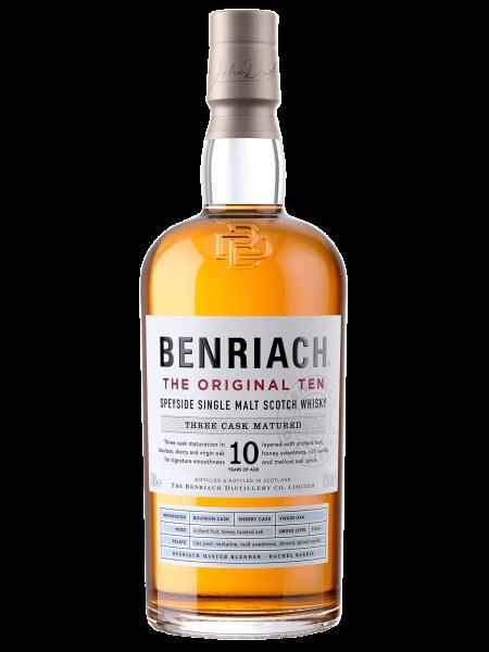 The Original Ten - 10 Jahre - Single Malt Scotch Whisky