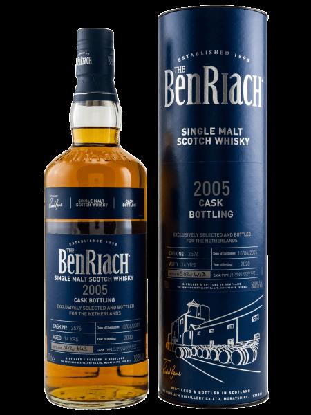 Benriach - 14 Jahre - 2005/2020 - Oloroso Sherry Butt - Single Malt Scotch Whisky