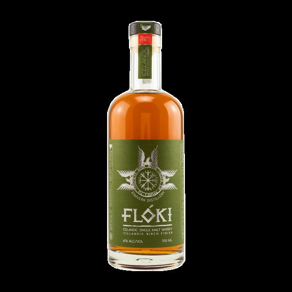 Icelandic Birch Finish - Barrel 6 - Icelandic Single Malt Whisky