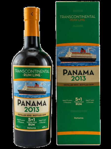 Panama 2013/2019 5+1 Jahre Übersee Rum