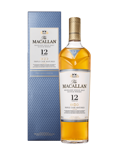 12 Jahre - Triple Cask Matured - Highland Single Malt Scotch Whisky