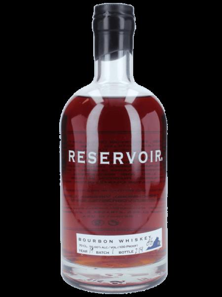 Reservoir 2019 Batch No.1 Bourbon Whisky Flasche