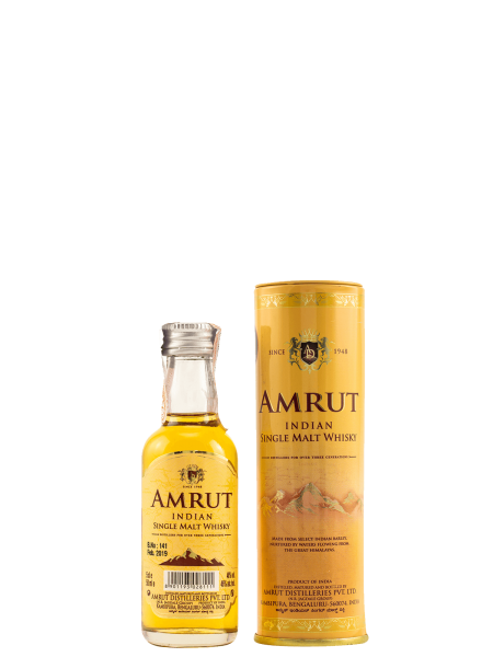 Miniatur - Single Malt Whisky