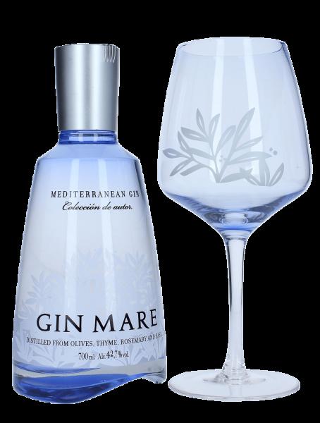 Mediterranean Gin + 1 Balloon Glas