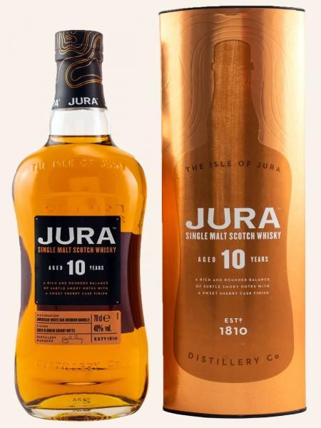 10 Jahre - Single Malt Whisky