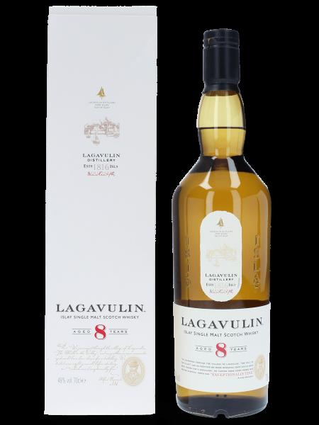 8 Jahre - Single Malt Scotch Whisky
