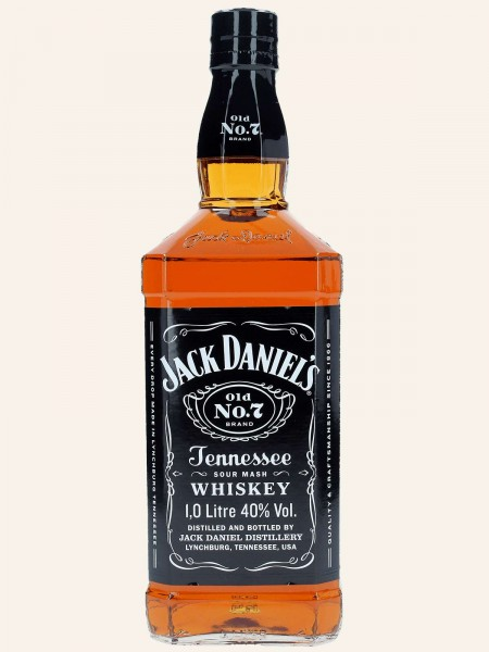 Old Nr. 7 - Tennessee Whiskey - 1 Liter
