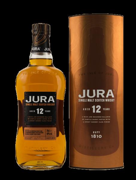 12 Jahre - Single Malt Scotch Whisky