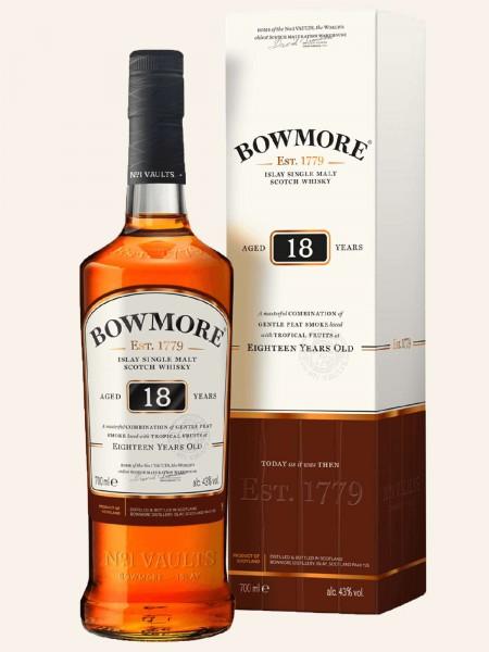 18 Jahre - Islay Single Malt Whisky
