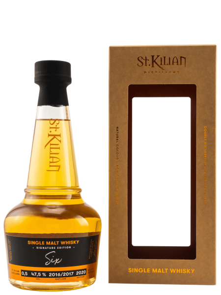 Signature Edition Six - 2017/2020 - Single Malt Whisky