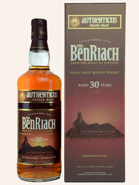 Authenticus - 30 Jahre - Single Malt Scotch Whisky