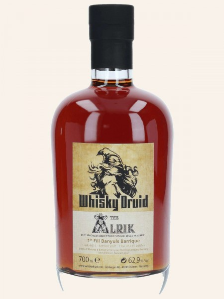 The Alrik - First Fill Banyuls Barrique - Whisky Druid - Single Malt Whisky