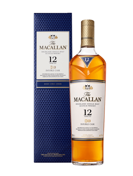 12 Jahre - Double Cask - Highland Single Malt Scotch Whisky