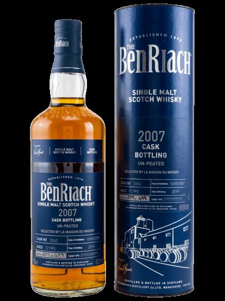 12 Jahre - 2007/2019 - Cask No. 3242 - Single Malt Scotch Whisky