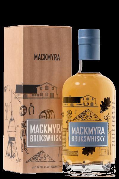 Brukswhisky - Schwedischer Single Malt Whisky