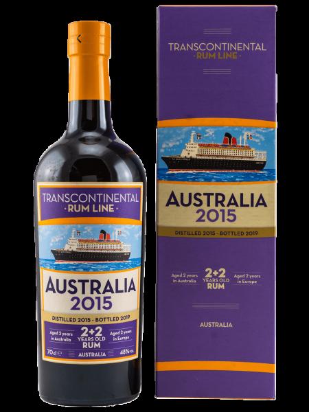 4 Jahre- Australia 2015 -Rum