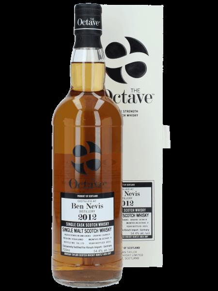 8 Jahre - 2012/2021 - Duncan Taylor - The Octave - Cask No. 3628614 - Single Malt Scotch Whisky