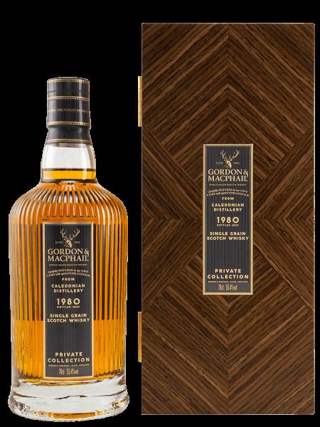 40 Jahre - 1980/2020 - Gordon & Macphail - Private Collection - Single Grain Scotch Whisky