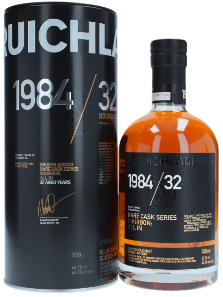 1984/32 - Rare Cask Series - Single Malt Scotch Whisky