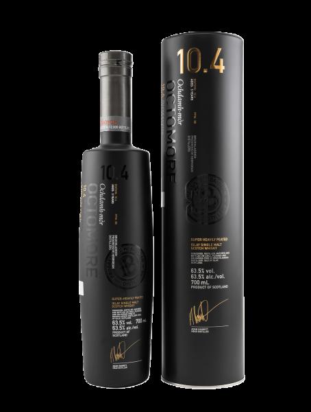 Octomore 10.4 - 3 Jahre - Islay Single Malt Scotch Whisky