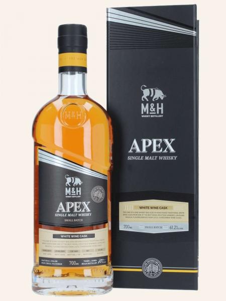 Apex White Wine Cask - 2017/2020 - Batch No. 001 - Single Malt Whisky