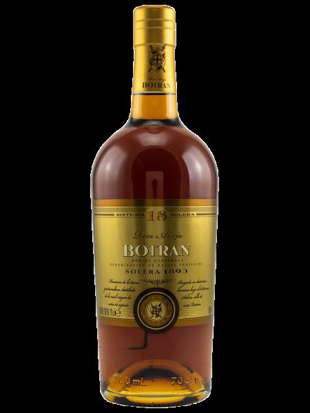 Solera 1893 - 18 Jahre - Blended Rum
