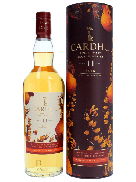 11 Jahre - Diageo Special Release 2020 - Single Malt Scotch Whisky