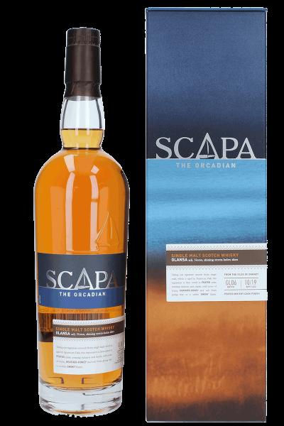 The Orcadian - Glansa - Single Malt Scotch Whisky