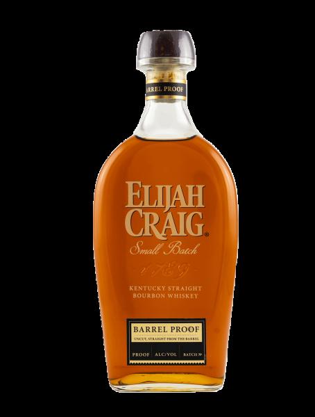 12 Jahre - Barrel Proof - 61,1% vol. - Straight Bourbon Whisky
