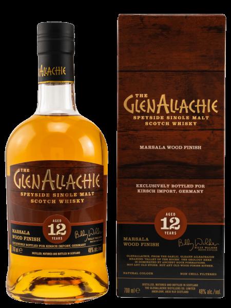 12 Jahre - Marsala Wood Finish - Single Malt Scotch Whisky