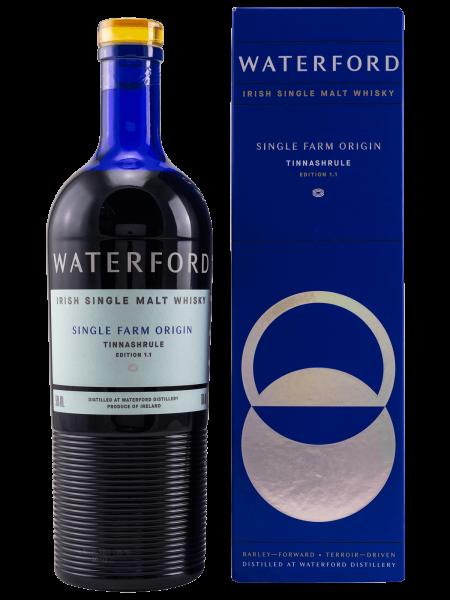 Single Farm Origin - Tinnashrule Edition 1.1 - Exclusive Germany - Irish Single Malt Whisky