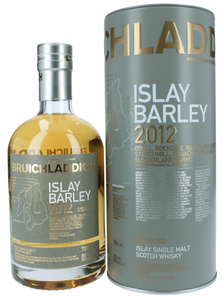 Islay Barley - 2012/2020 - Single Malt Scotch Whisky