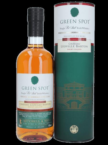 Green Spot - Finished in Bordeaux Cask Finish - Château Léoville Barton - Single Pot Still Irish Whi