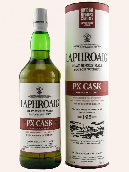PX Cask - Triple Matured - 1,0L - Islay Single Malt Scotch Whisky